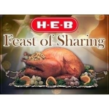 HEB Feast of Sharing at Midland County Horseshoe Arena